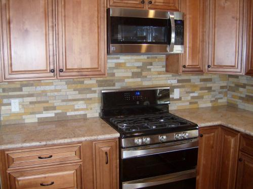 Pre-made cabinets #2