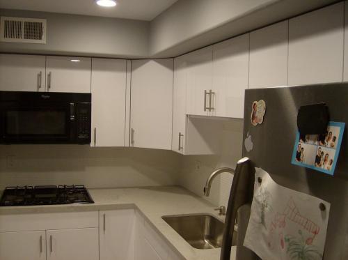 Pre-made cabinets #3