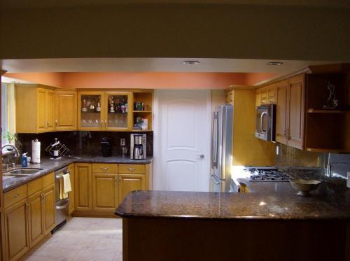 Full custom kitchen #3